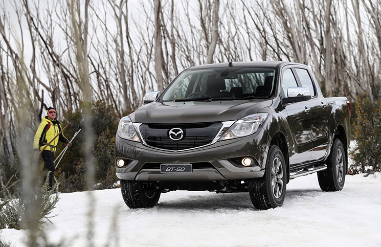 Review: Mazda BT-50 GSX is a smooth operator  - BUILDERS AND