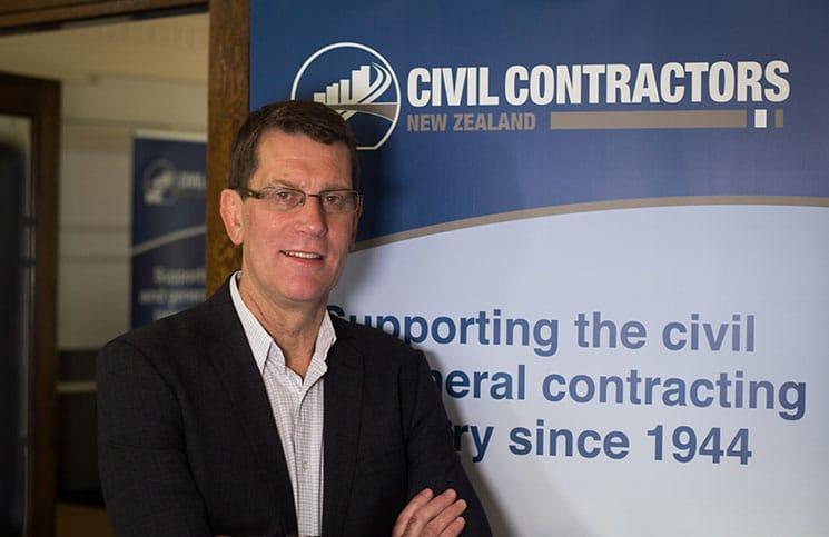 Peter Silcock, CEO