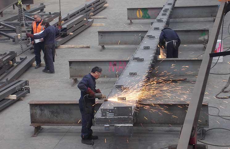 Steel Archives - BUILDERS AND CONTRACTORS