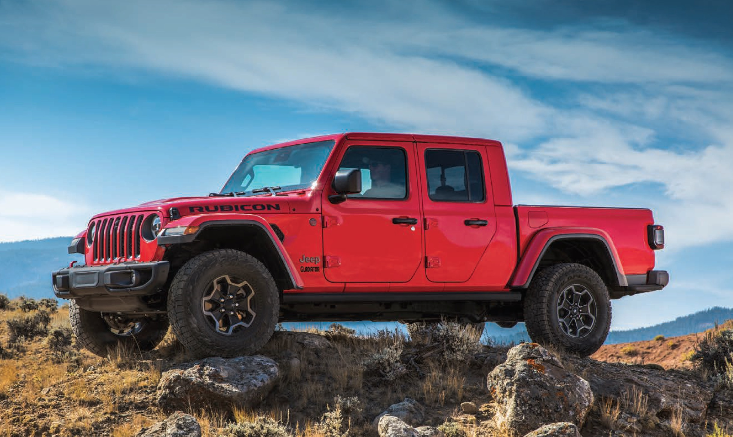 A workhorse packed with personality The 2020 Jeep ...